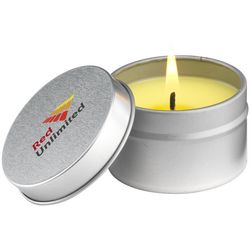CandleTin fragrance candle