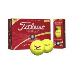 Titleist DT TruSoft Golfball