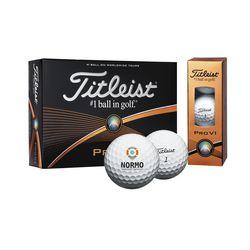 Titleist Pro V1 balles de golf
