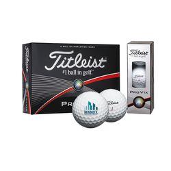 Titleist Pro V1x balles de golf