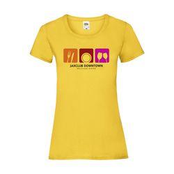 Fruit Valueweight T-shirt ladies