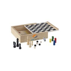 WoodGame 5-in-1 -pelisetti