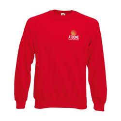Fruit Classic Raglan Sweater herre genser