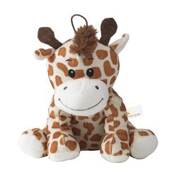 Wamblee plush giraffe cuddle toy