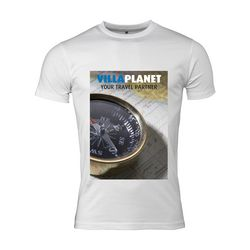 SG Perfect Print Tagless Tee T-shirt heren