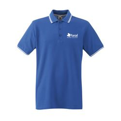 Fruit Premium Tipped Polo herre  poloshirt