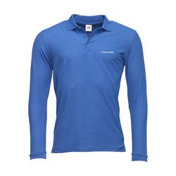 Fruit Premium Longsleeve Polo mens Polo shirt