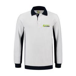 L&S Spartacus Polo Sweater BigSize