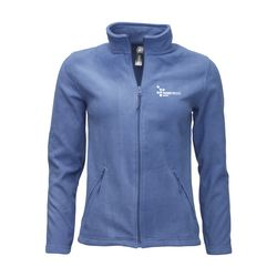 B&C ID.501 Fleece Jacket dames fleecejack