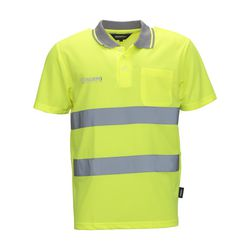 Vizwell High Visibility Polo