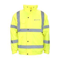 Vizwell High Visibility BomberJack jakke