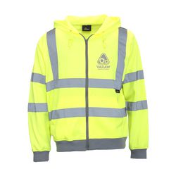 Vizwell High Visibility ZipSweather