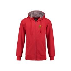 L&S Heavy Sweater Hooded Jacket Uni Herren Jacke