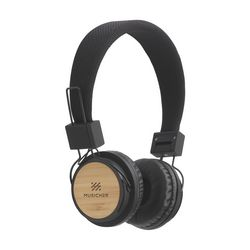 ECO Bamboo wireless headphone casque audio