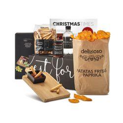 Chip & Dip kerstpakket