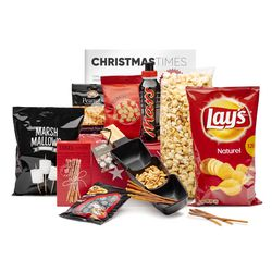 Lekkere trek kerstpakket
