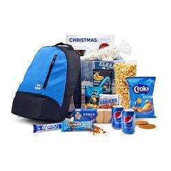 Tasty blue kerstpakket