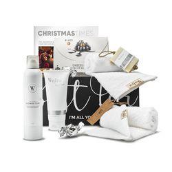 Verwennerij kerstpakket