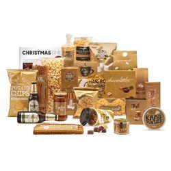 Gouden pracht kerstpakket