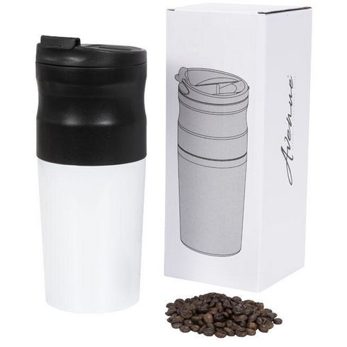 Brew all-in-one portable electric coffee maker