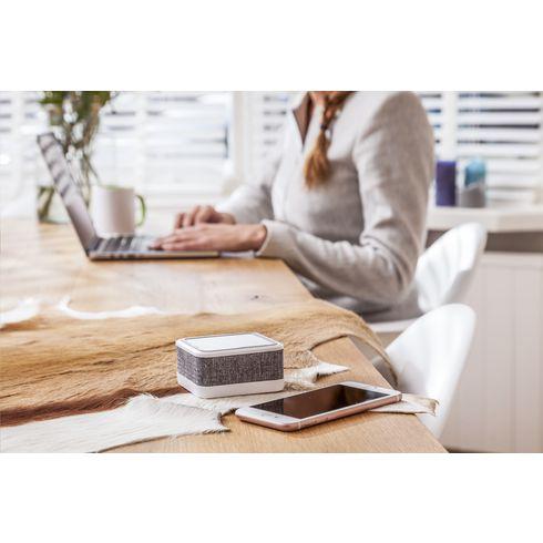 Chargeur sans fil avec haut-parleur Bluetooth Buzz