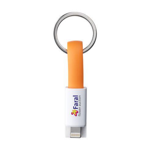Key Connect 2-i-1 ladestik
