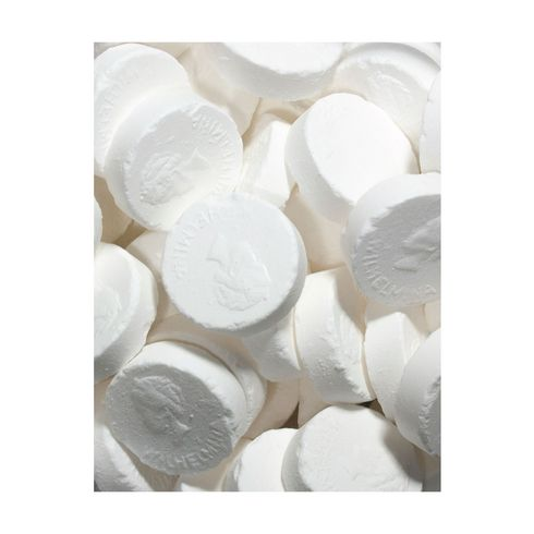 Blokzakje met snoepjes
