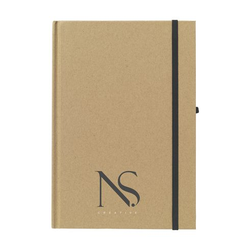 Branded Eco-Friendly A5 Notebook