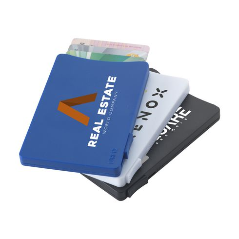 Branded Cardholder Visita with Sliding System