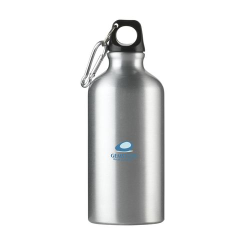 Bedrukte aluminium waterfles AluMini   500 ml