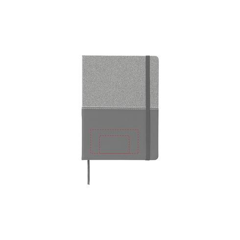 Dual-Style notatbok med logo
