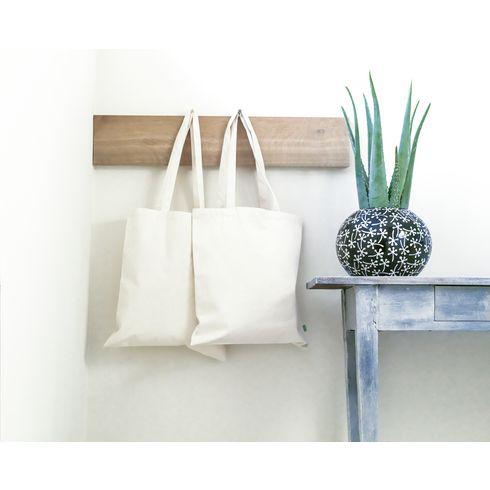 Organic Cotton Shopping Bag · 320g/m²