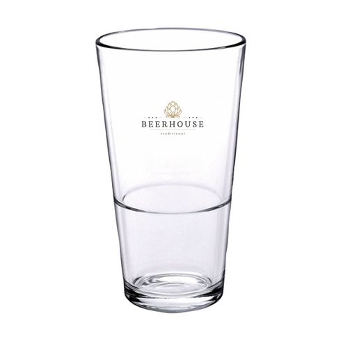 Bierglas Stapelbar 340 ml