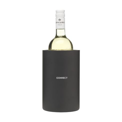 CoolSteel Black wine cooler