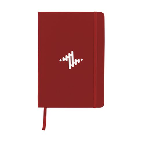 BudgetNote A5 Lines notesbog