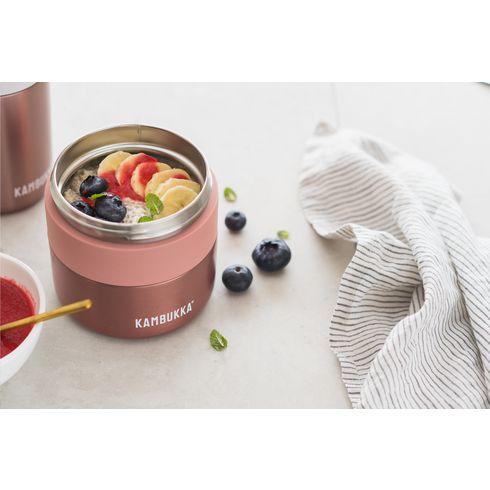 Kambukka® Bora 400 ml stockage pour nouriture