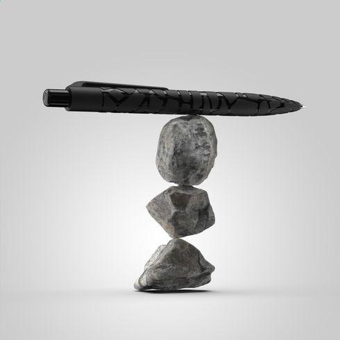 Bio-Stone Stift Kugelschreiber