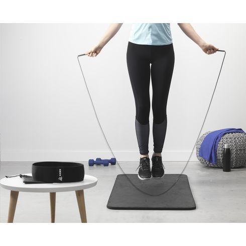 Elastiq Fitness-Set Springseil und Fitnessband