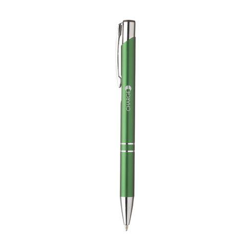 Ebony Matte stylo promotionnel en aluminium