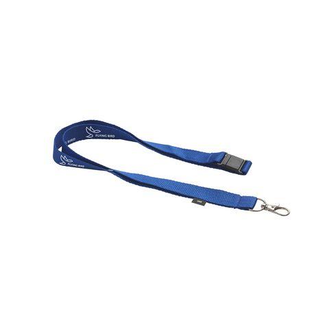 Lanyard Safety  RPET 2 cm nyckelband
