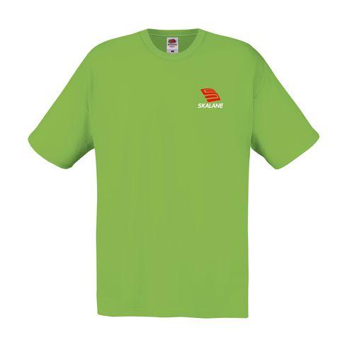 Fruit of the Loom® katoenen T-shirt heren met logo