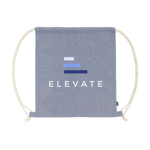 Recycled Cotton PromoBag reppu