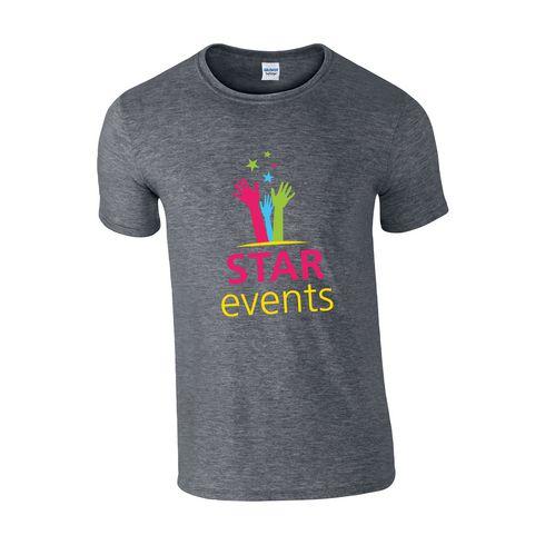 Gildan Softstyle T-shirt herre t-skjorte