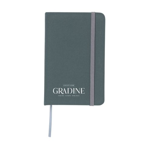 Cotton Notebook A6