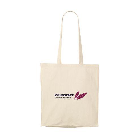 Natural Square Bag (165 g/m²) cotton bag