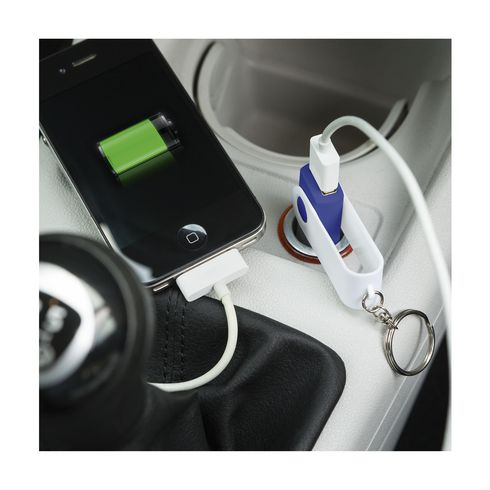Twist USB CarCharger Lader