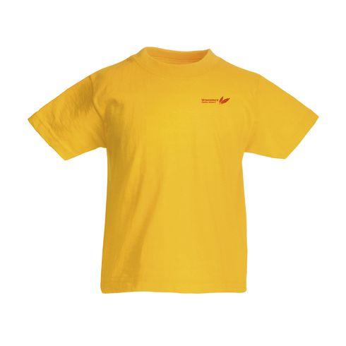 Fruit Valueweight T-shirt lasten