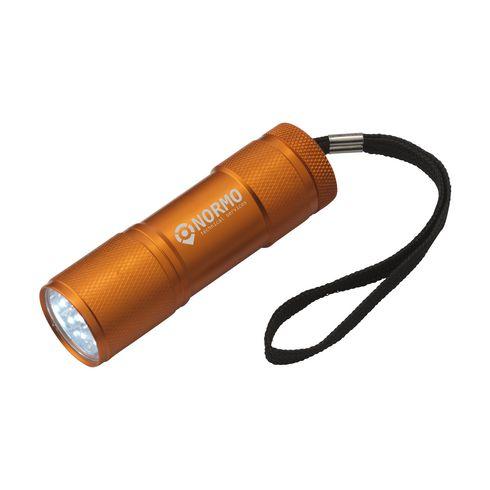 Ficklampa med LED-lampor
