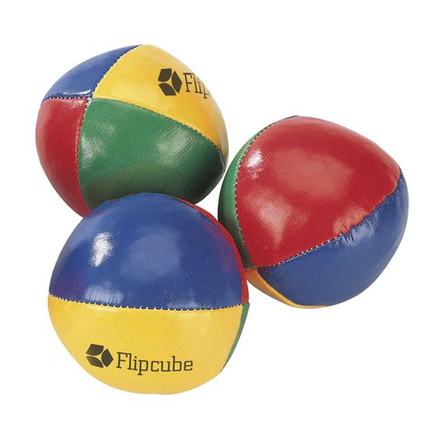 Twist juggling set