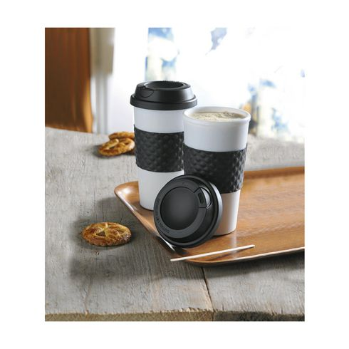 HeatCup 450 ml coffee thermo cup